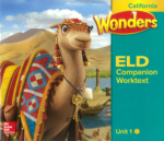 Wonders ELD Companion Worktext Unit 1 (click for larger picture)