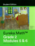 Eureka Math Grade 2 module 5-6 (click for larger picture)