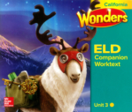 Wonders ELD Companion Worktext, Unit 3 (click for larger picture)