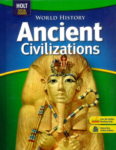 World History Ancient Civilizations (click for larger picture)