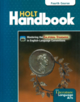 Holt Handbook: Fourth Course (click for larger picture)