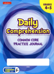 Daily Comprehension Common Core Practice Journal (click for larger picture)