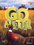 Go Math!: Vol 2 (click for larger picture)