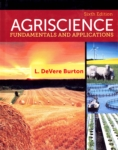 Agriscience: Fundamentals and Applications, Student Edition  (click for larger picture)