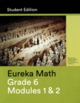 Eureka Math: Modules 1 & 2 (click for larger picture)