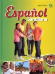 Espanol Santillana: Level 2, Student Edition  (click for larger picture)