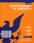 Government in America: People, Politics and Policy (click for larger picture)