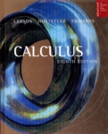 Calculus With Analytic Geometry (click for larger picture)