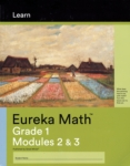 Eureka Math, Module 2-3 (click for larger picture)