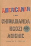 Americanah: A Novel (click for larger picture)