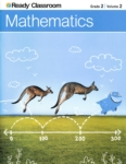 Ready Classroom Mathematics, Vol. 2 (click for larger picture)