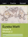 Eureka Math, Module 2 (click for larger picture)