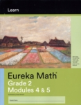 Eureka Math , Modules 4-5 (click for larger picture)