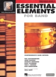 Essential Elements for Band  Percussion Book 2 (click for larger picture)