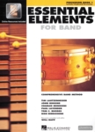 Essential Elements for Band  Percussion Book 1 (click for larger picture)